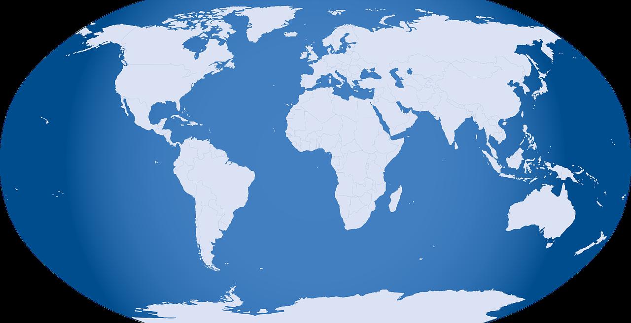 Jak dobrze znasz państwa świata?