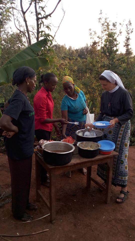 Dzieci w Kenii - fot. s. Amabilis Gliniecka