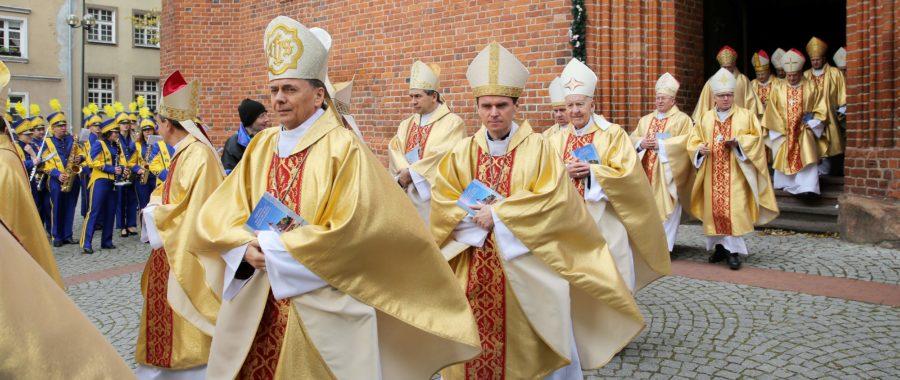 Ingres abp. Józefa Górzyńskiego
