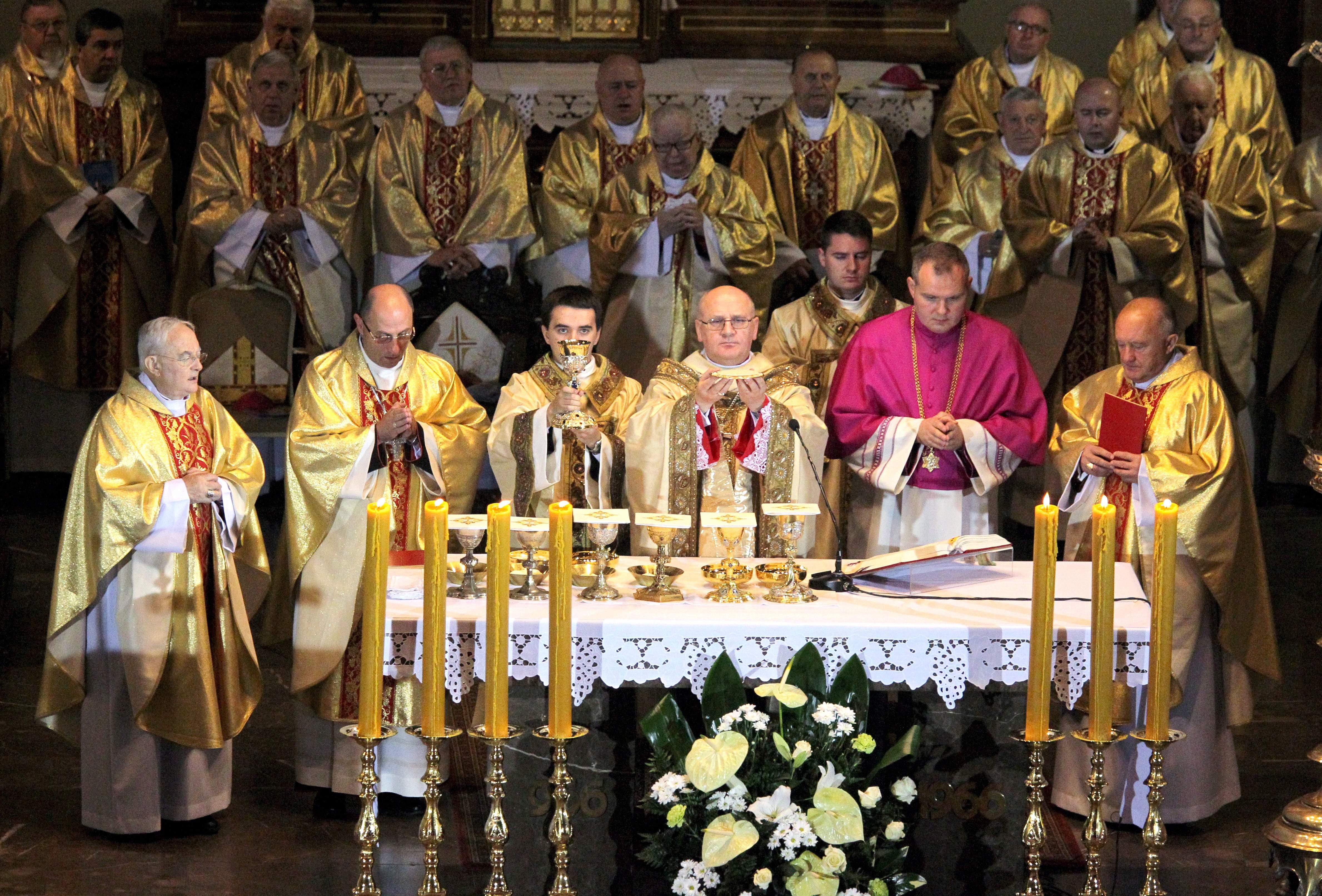 Ingres abp. Józefa Górzyśnkiego
