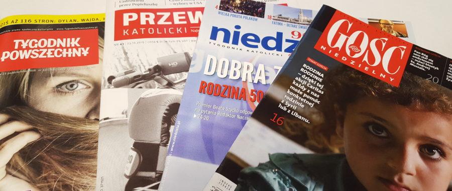 czasopisma