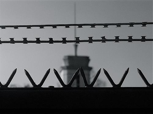 Więzienie, Fot. Flickr.com/Matthias Müller