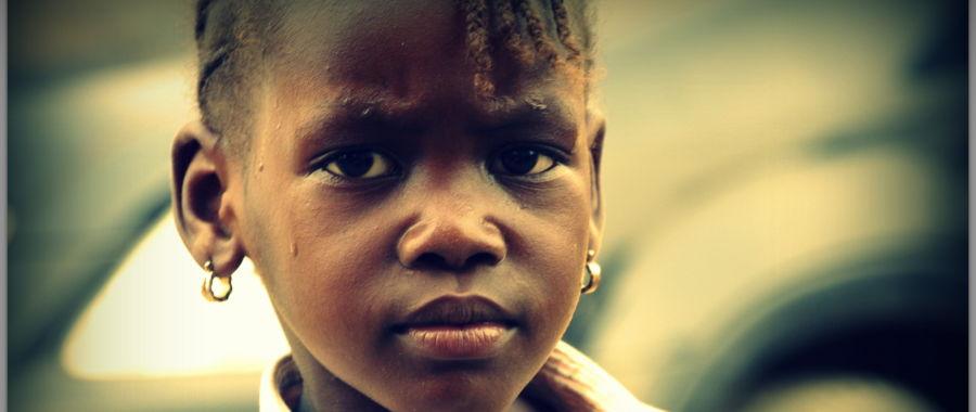 dziecko afryka