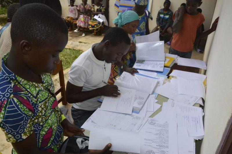 Dzieci z Kamerunu