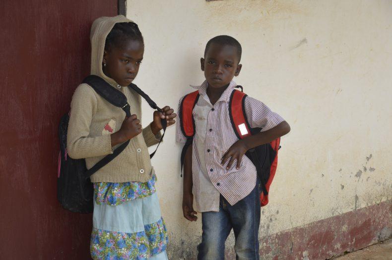 Dzieci z Kamerunu, fot. s. Tadeusza Frąckiewicz
