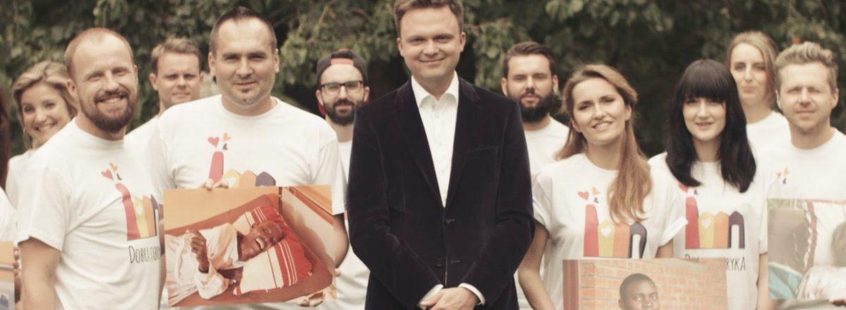 Szymon Hołownia, Fot. Fundacja Dobra Fabryka