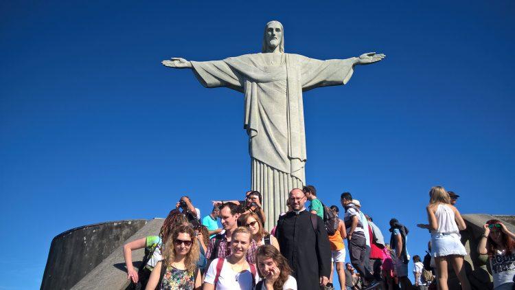 Wspólnota Przymierze Miłosierdzia na wolontariacie misyjnym w Brazylii w 2016 roku, fot. Przymierze Miłosierdzia