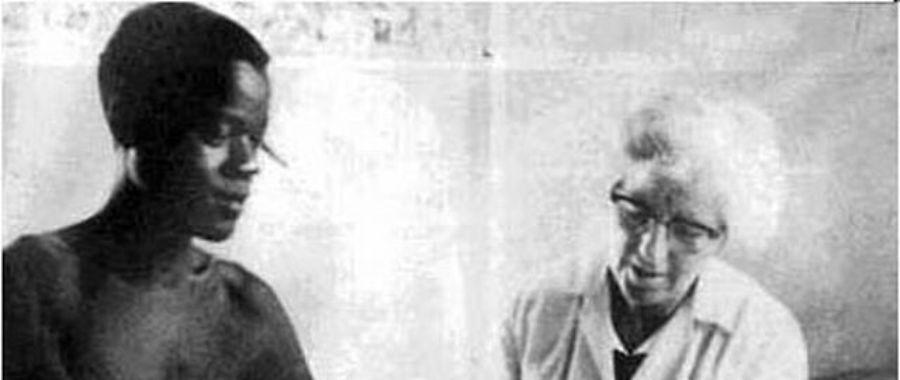 Doktor Wanda Błeńska, Fot. Arch. Fundacji Redemptoriss Missio
