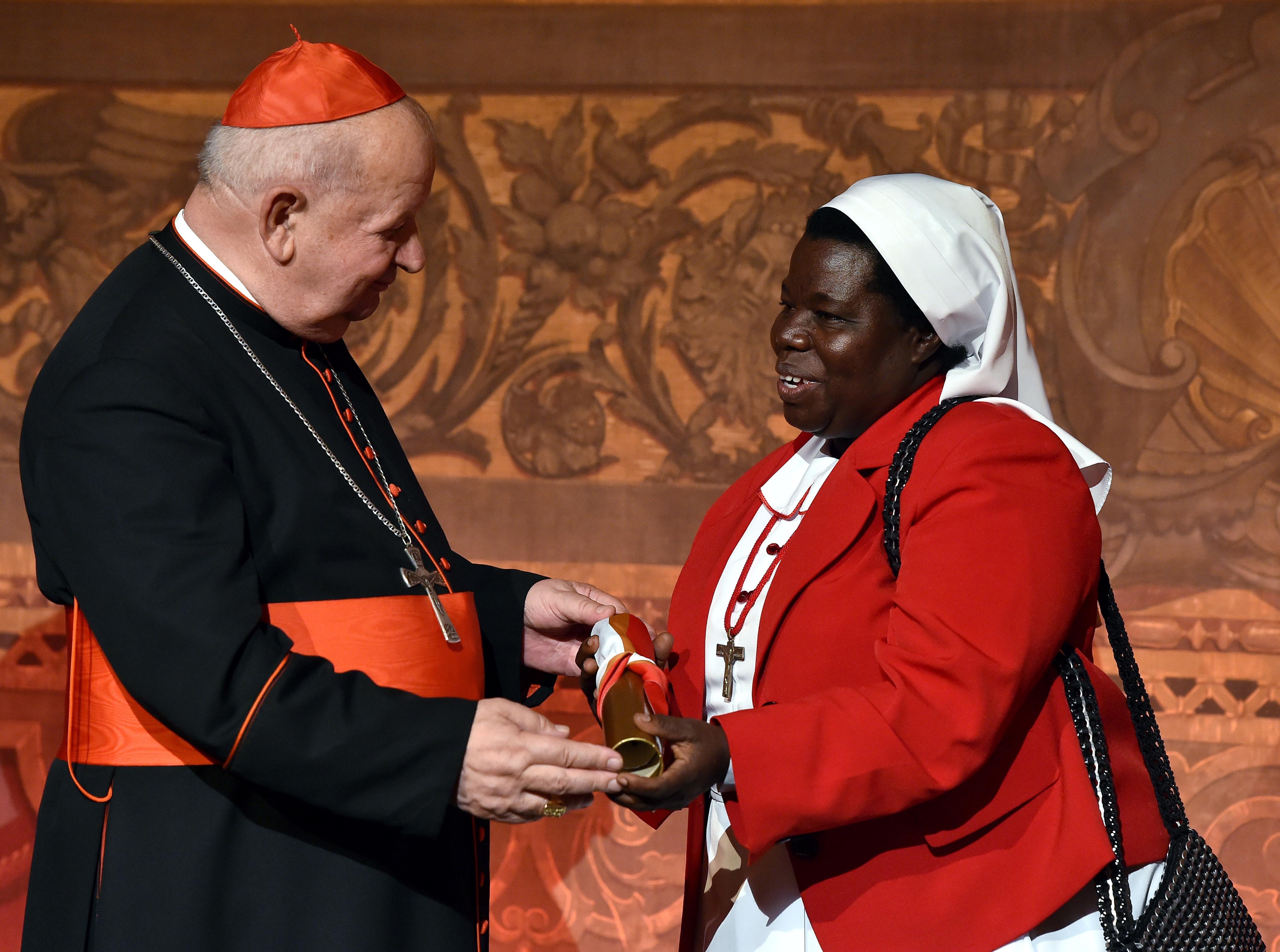 Uroczysta gala wręczenia nagrody im. Jana Pawła II
