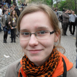 Magdalena Zarate Rios