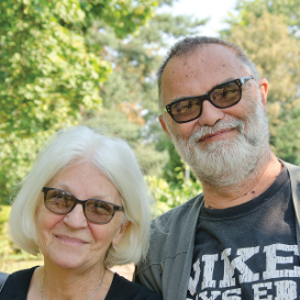 Barbara i Aleksander Szanieccy