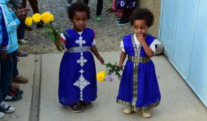 Eritrea 2016 October The orphanage at Bet Ghiorghis run by Fr. Yonas Negusse