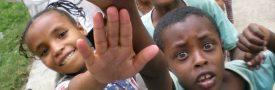 Dzieci w Etiopii, Fot. Madzia Plekan