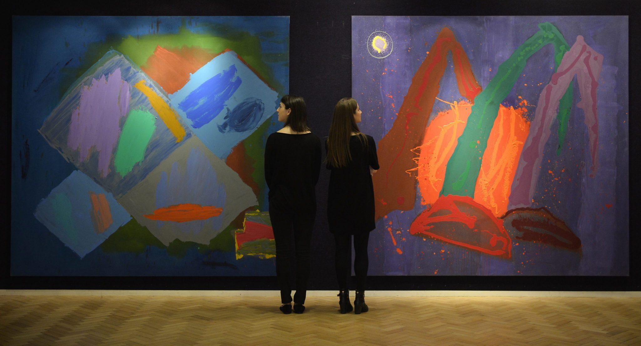 Wielka Brytania: wystawa sztuki nowoczesnej w Londynie (foto. PAP/EPA/HANNAH MCKAY )