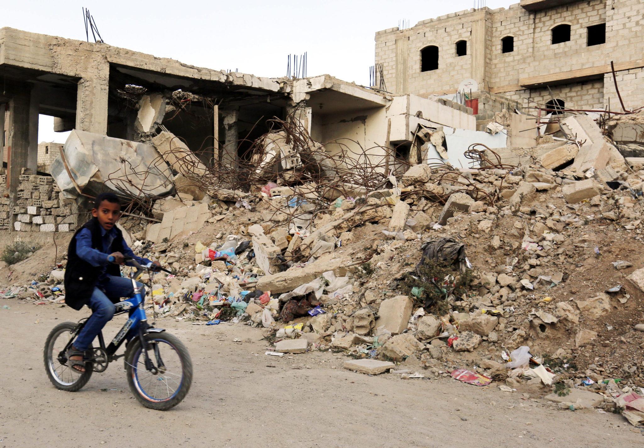 Jemen: koniec, trwającego 2 dni zawieszenia broni (foto. PAP/EPA/YAHYA ARHAB)