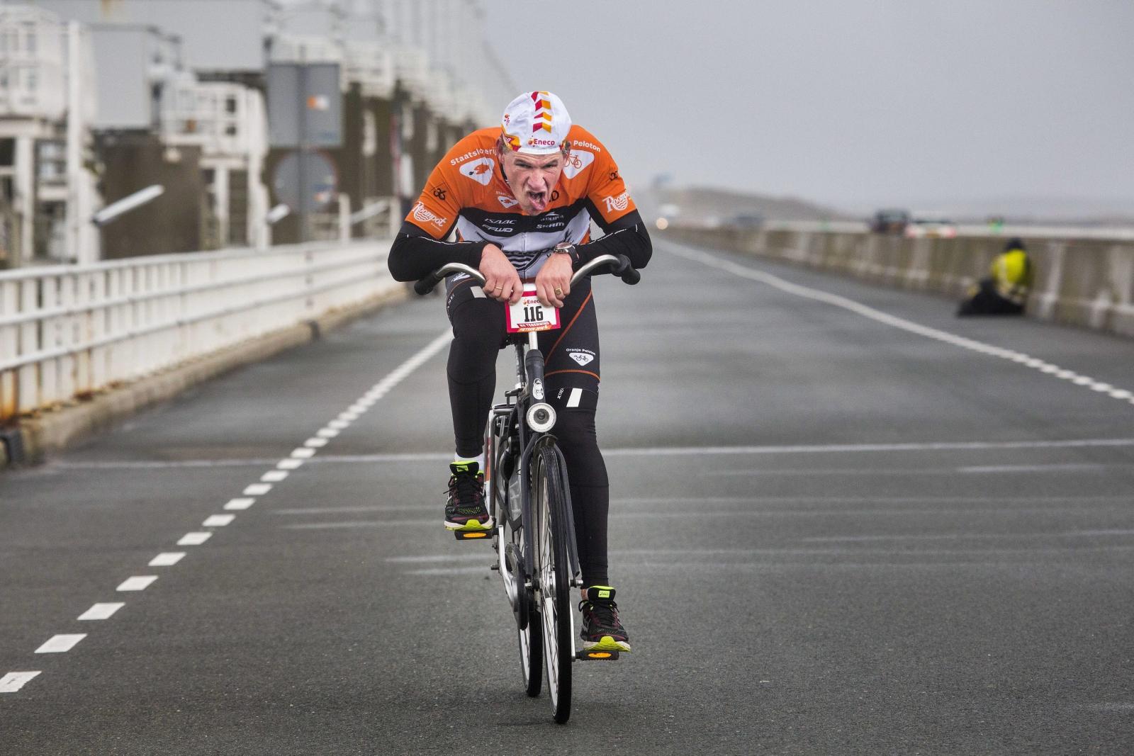 Uczestnik Dutch National Championship w Holandii.