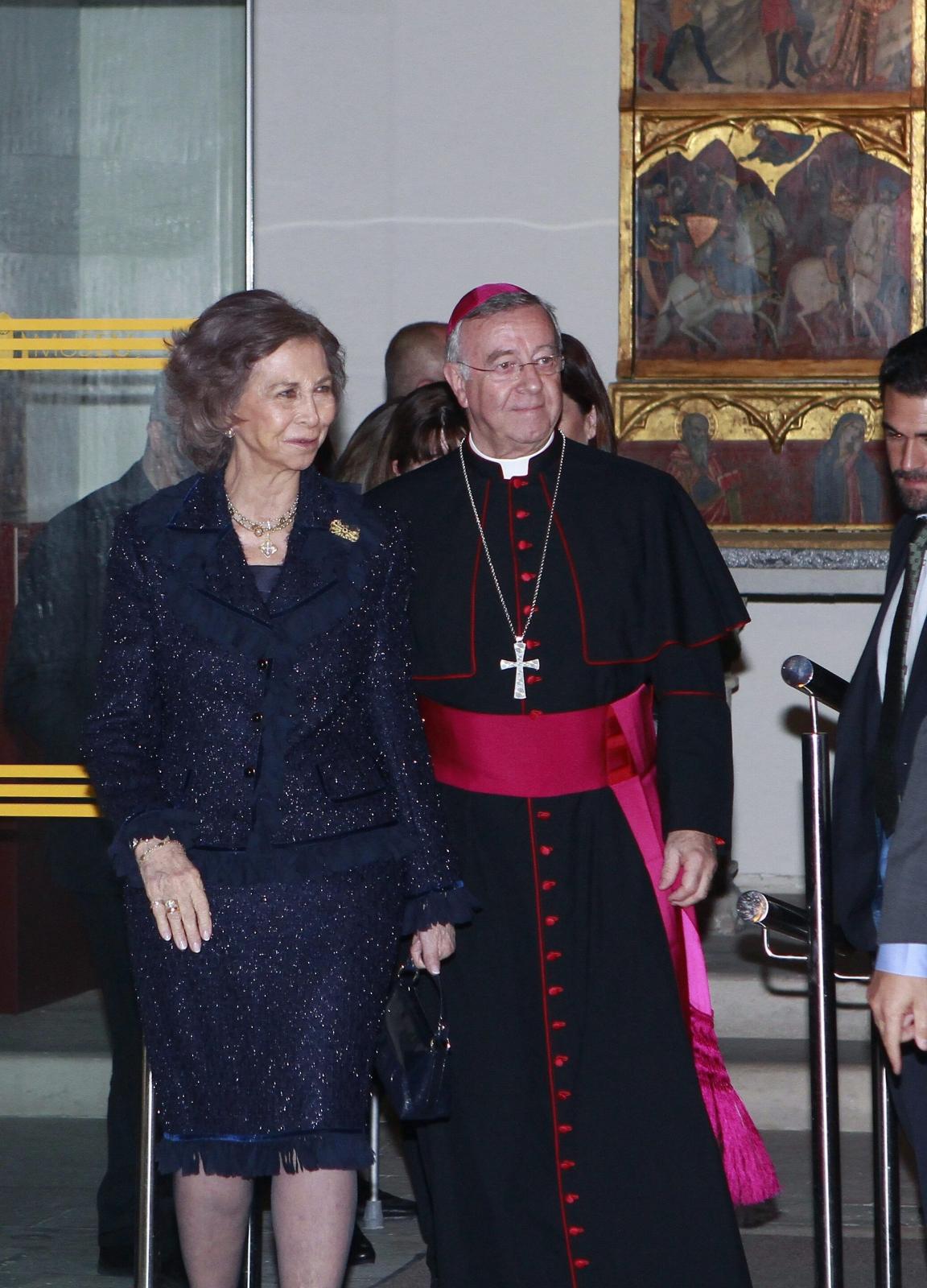 Królowa Hiszpanii i biskup Majorki wspominają 700 rocznicę śmierci hiszpańskiego filozofa Ramona Llula.