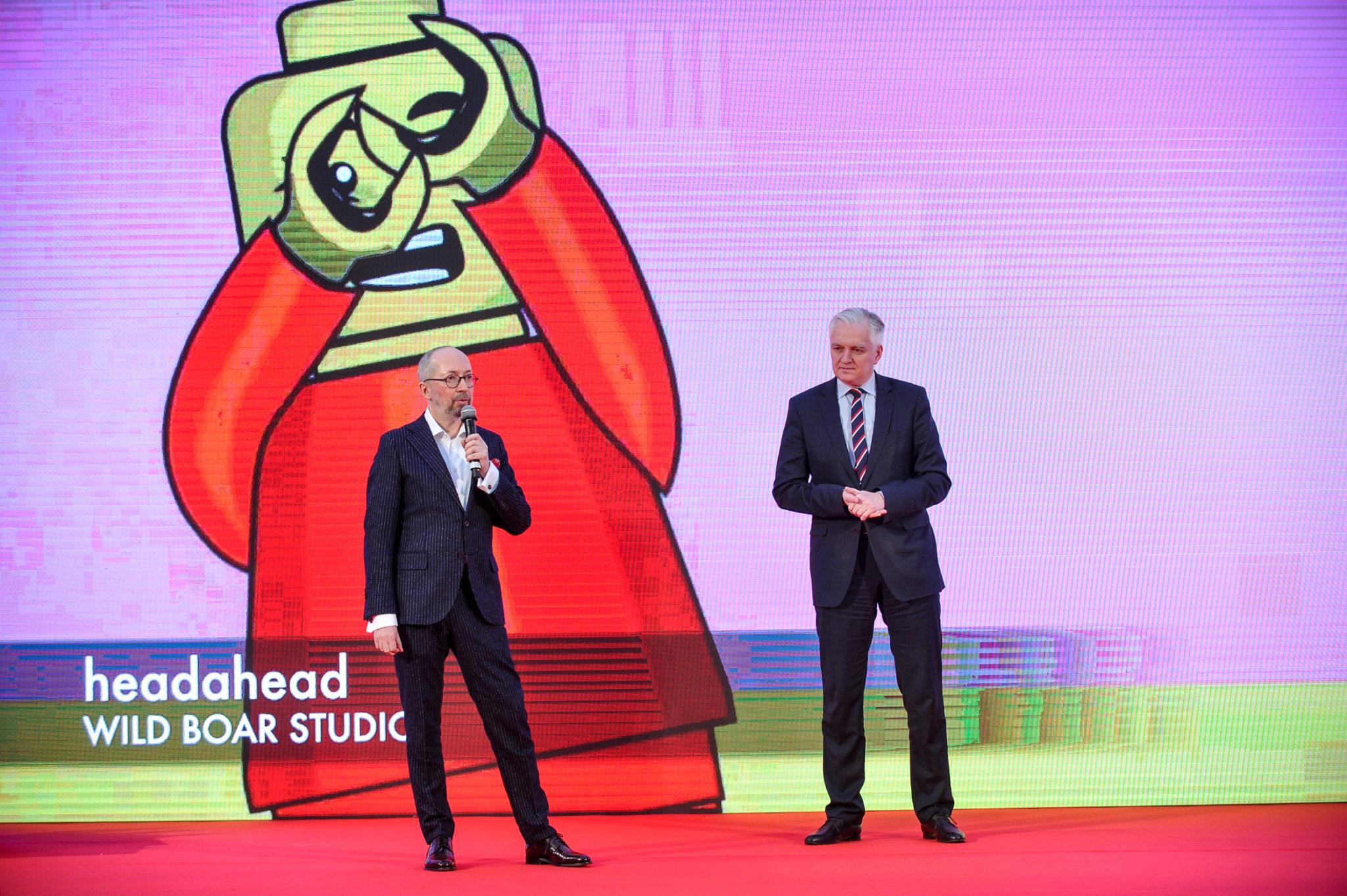 Polska: Game Jam Awards w Warszawie (foto. PAP/Marcin Obara)