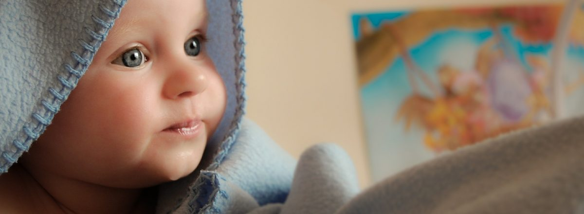 dziecko bobas niemowlak