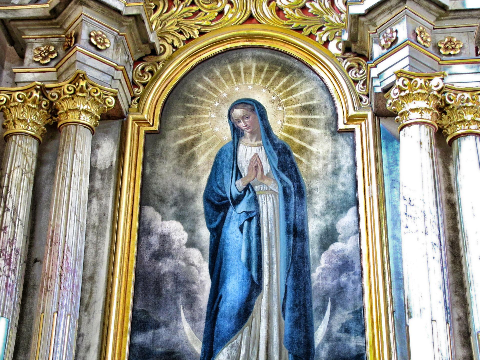 Po Świętej Trójcy Maryja jest fundamentalną osobą w naszej wierze. Sprawdź ile wiesz o dogmatach z nią związanych!