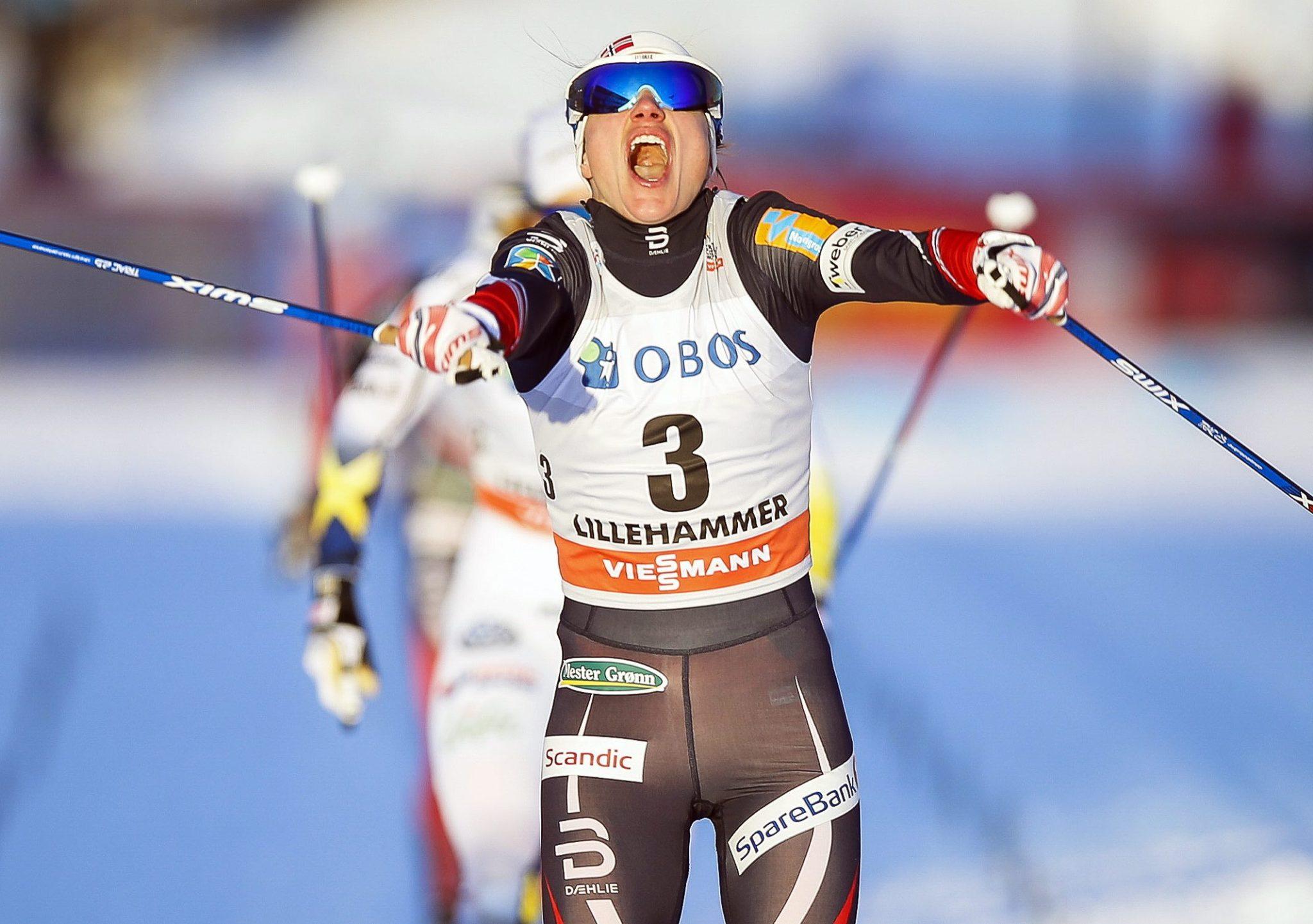 Norwegia: zawody puchary świata w narciarstwie biegowym w Lillehammer (foto. PAP/EPA/TERJE PEDERSEN)