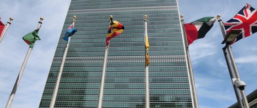 Budynek ONZ