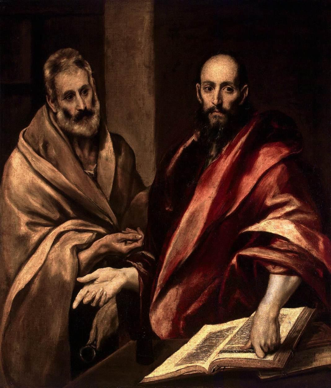Dwaj uczniowie zakochani w Chrystusie, natchnieni przez Ducha Świętego do spisania ksiąg Pisma Świętego. Oboje dotknięci sposobem życia Mistrza. Co jeszcze o nich wiesz?