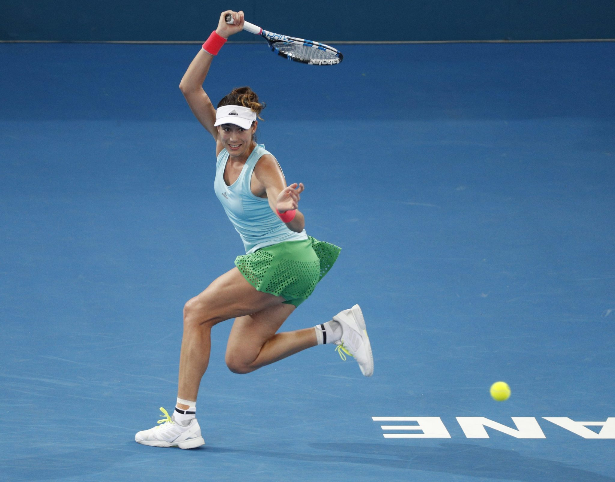 Australia: międzynarodowy turniej tenisowy w Brisbane (foto. PAP/EPA/DAVE HUNT)