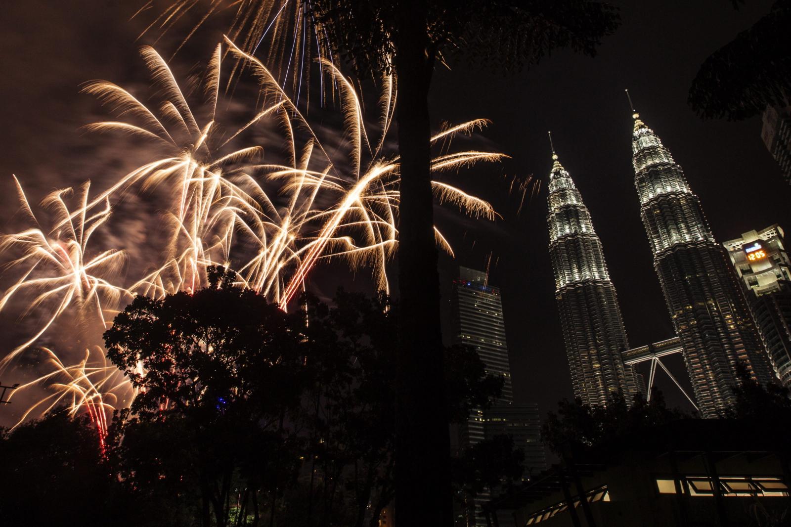 Kuala Lumpur, Malezja.