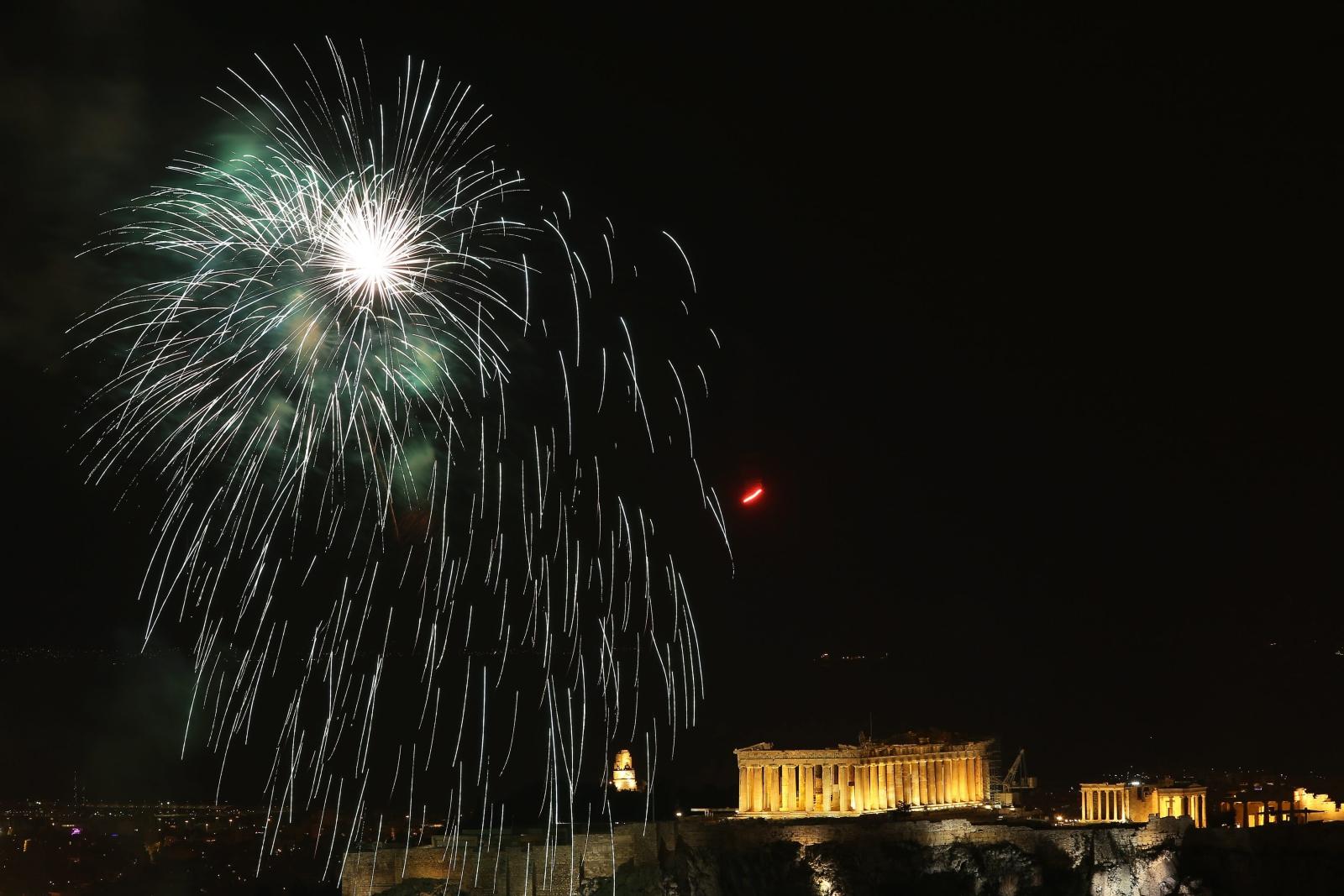 Ateny, Grecja.