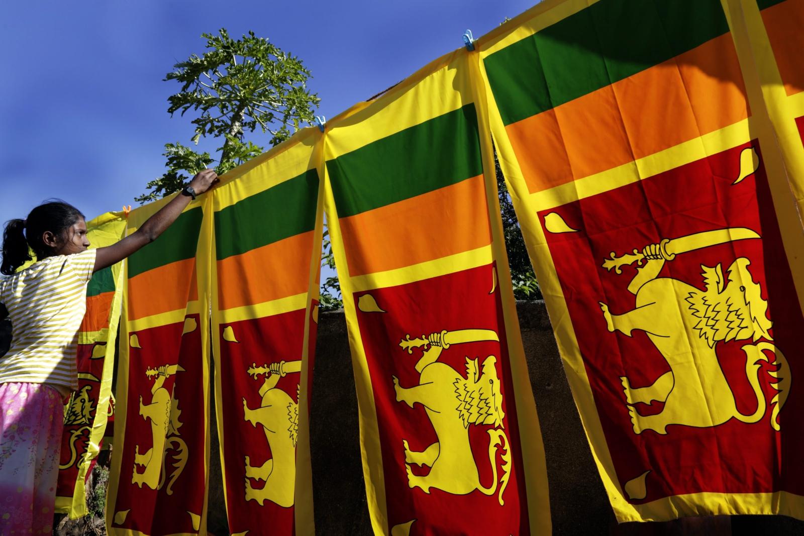 Przygotowania do Dnia Niepodległości na Sri Lance. Fot. PAP/EPA/M.A.PUSHPA KUMARA