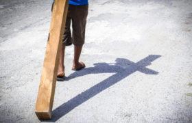 krzyż wielki post