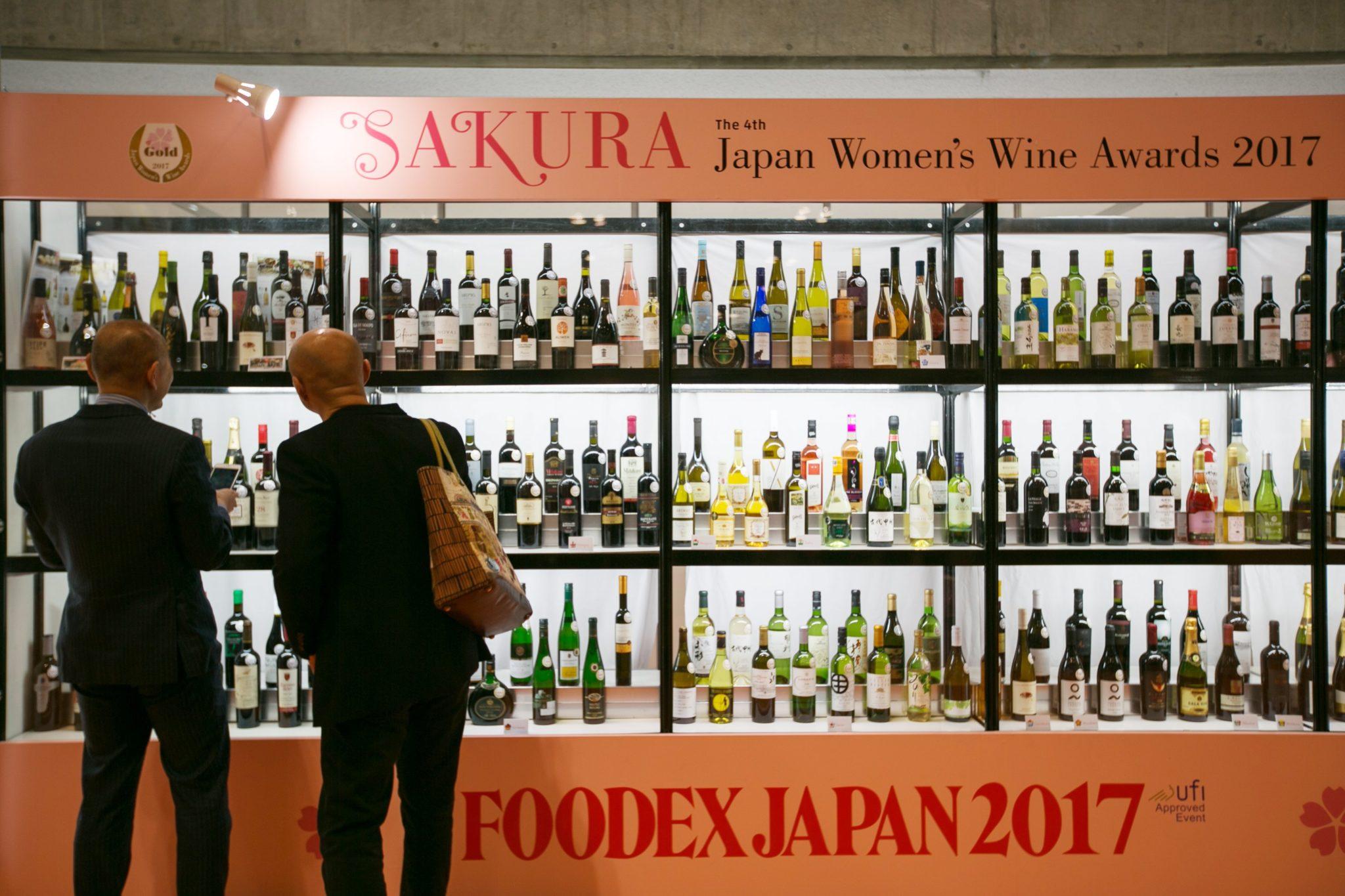 Japonia: 42. Międzynarodowe Targi Spożywcze w Tokyo (foto. PAP/EPA/CHRISTOPHER JUE )