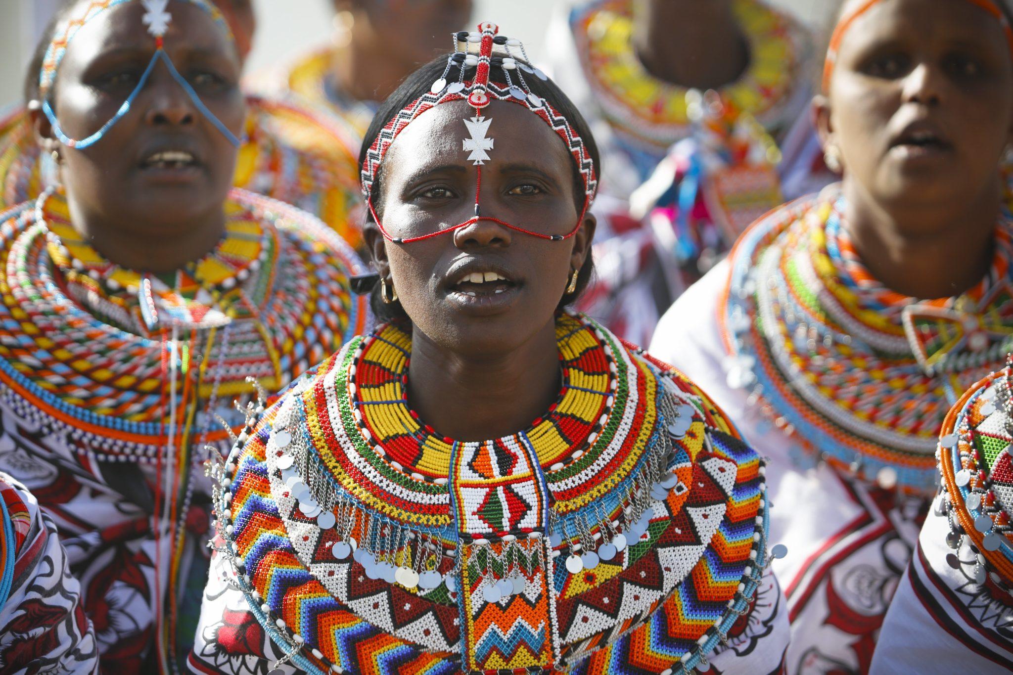 Kenia: wizyta szefa ONZ w Kenii (foto. PAP/EPA/DAI KUROKAWA )