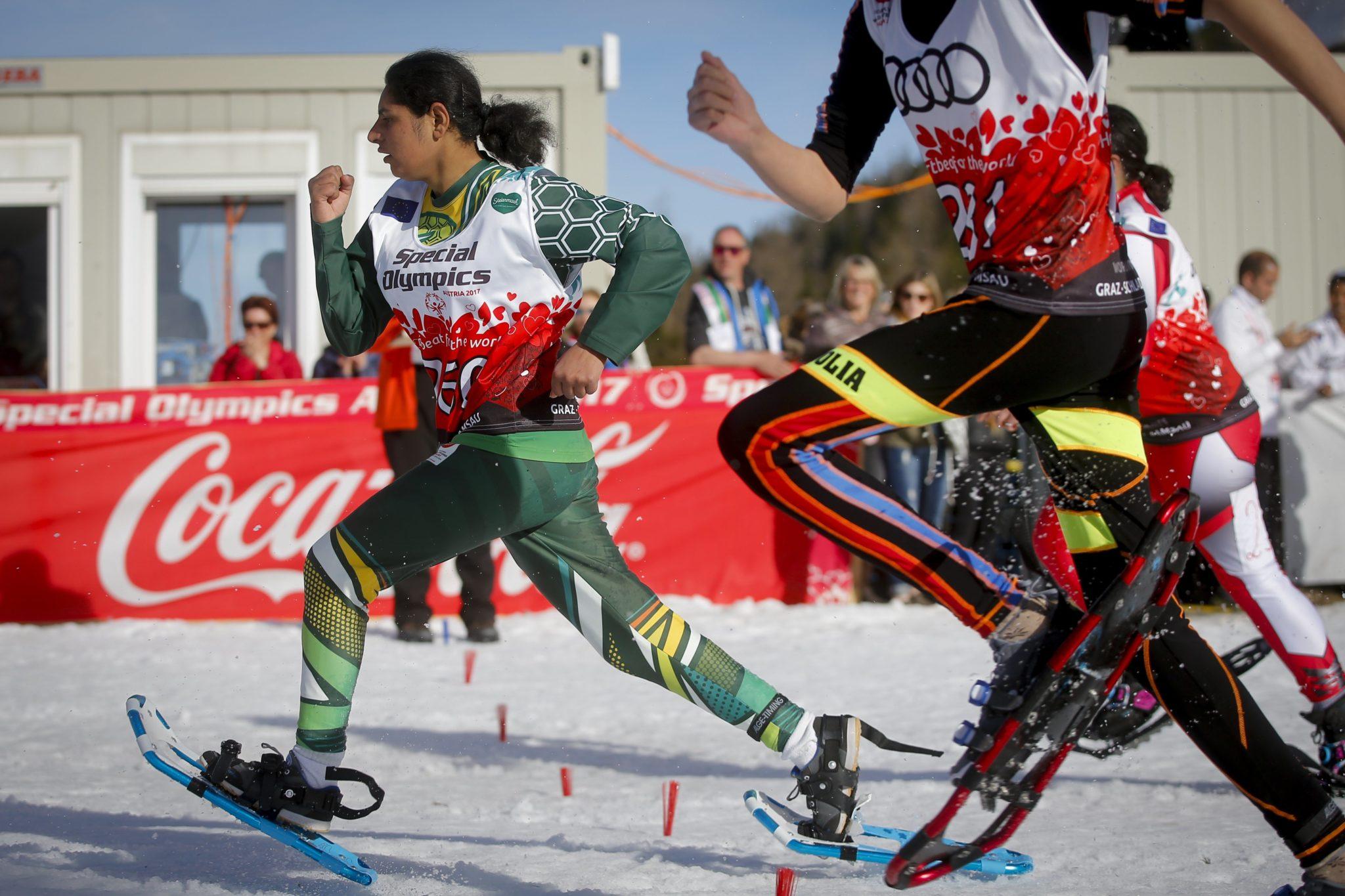 Austria: paraolimpijskiej Zimowe Igrzyska Sportowe w Ramsau (foto. PAP/EPA/DIEGO AZUBEL)