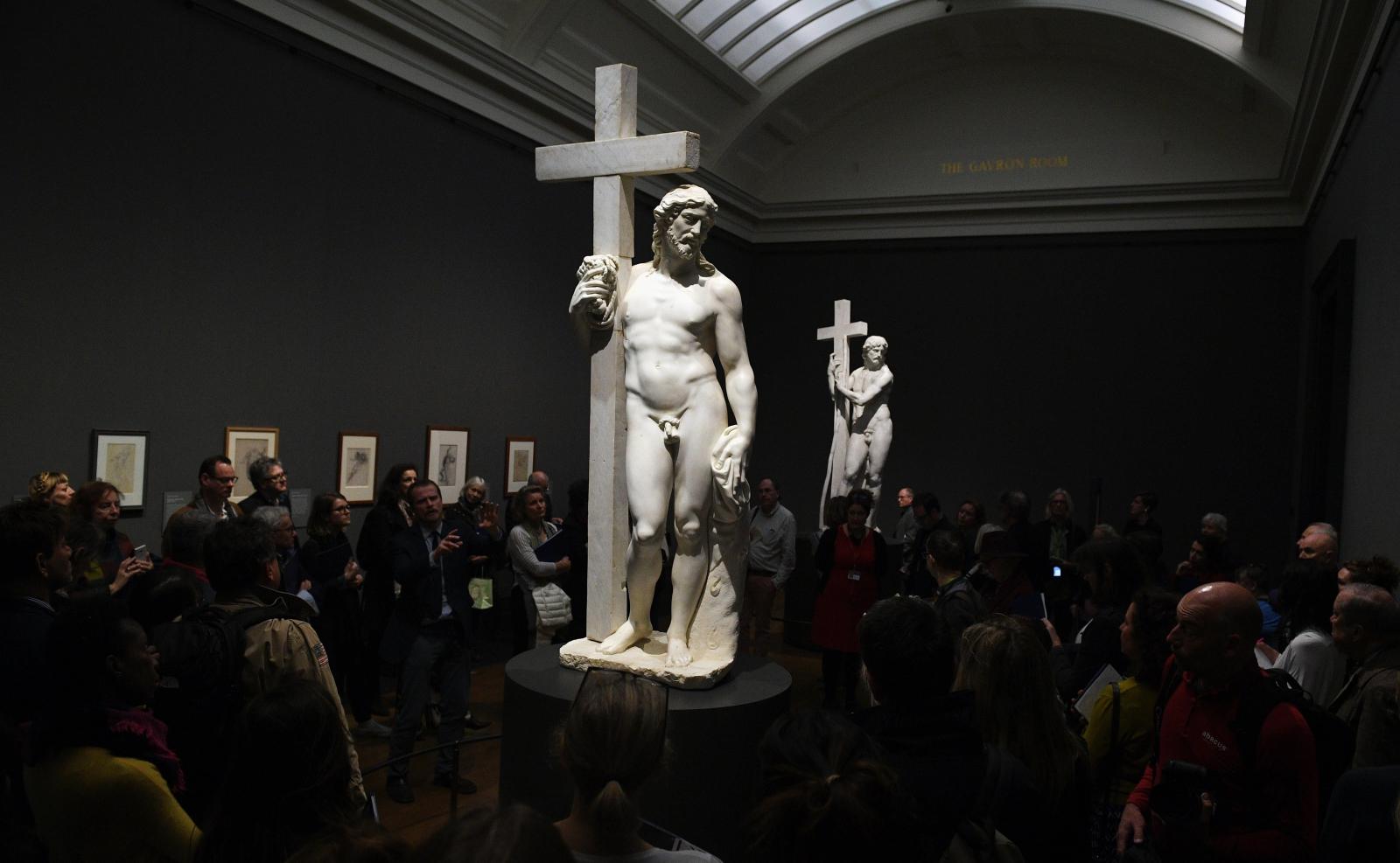 Rzeźba Michała Anioła