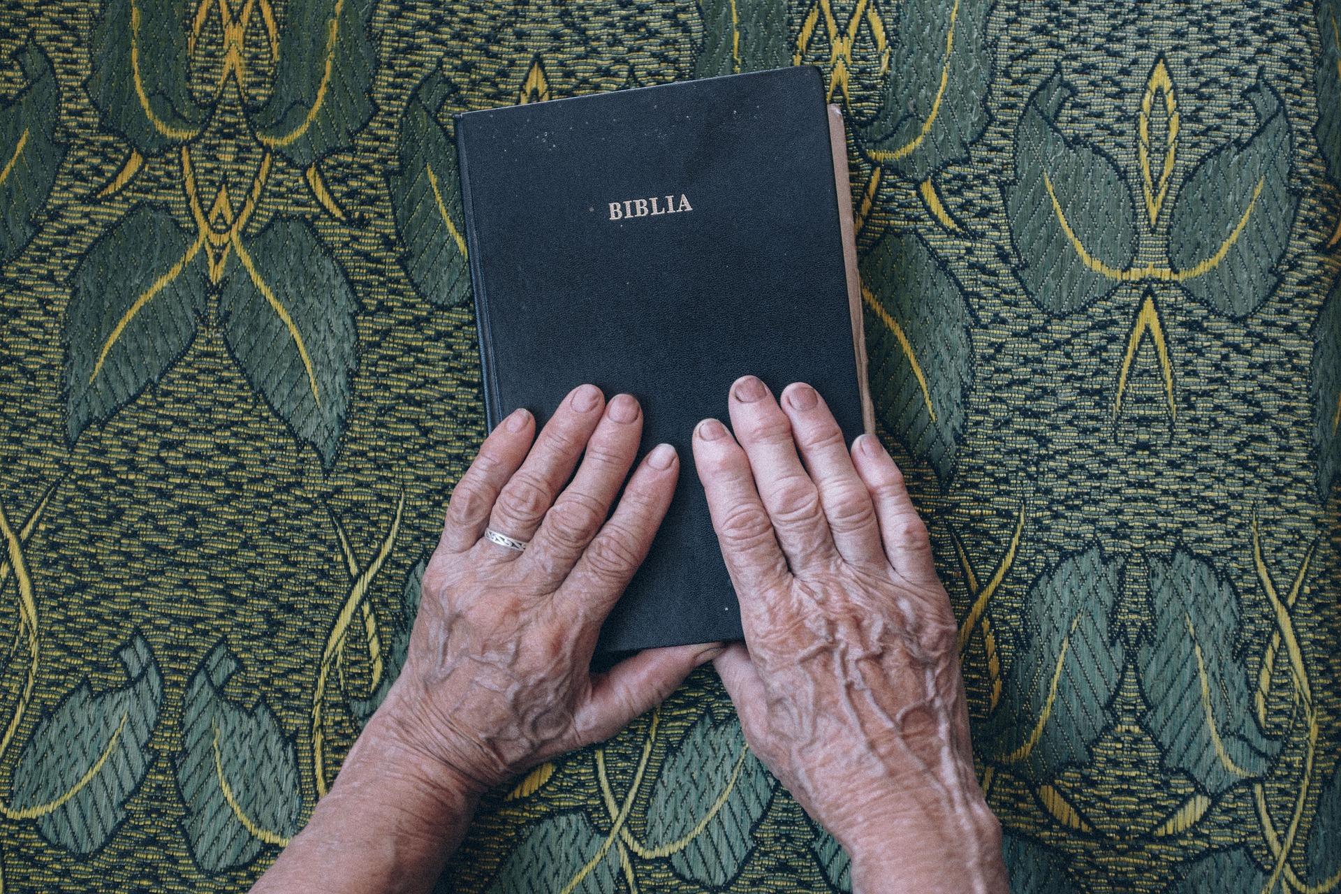 <p>Biblia to wiele ksiąg. Znasz najważniejsze jej historie?</p>