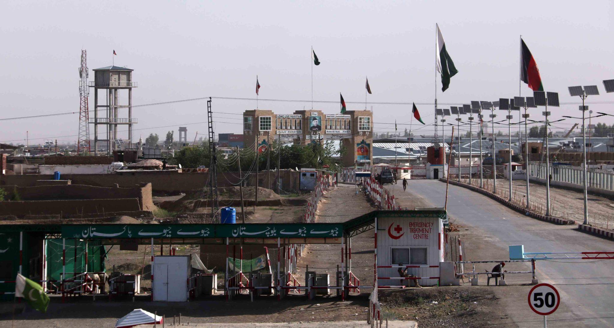 Pakistan:pakistański rząd zamknął przejścia graniczne na pakistańsko-afgańskiej granicy (foto. PAP/EPA/AKHTER GULFAM)