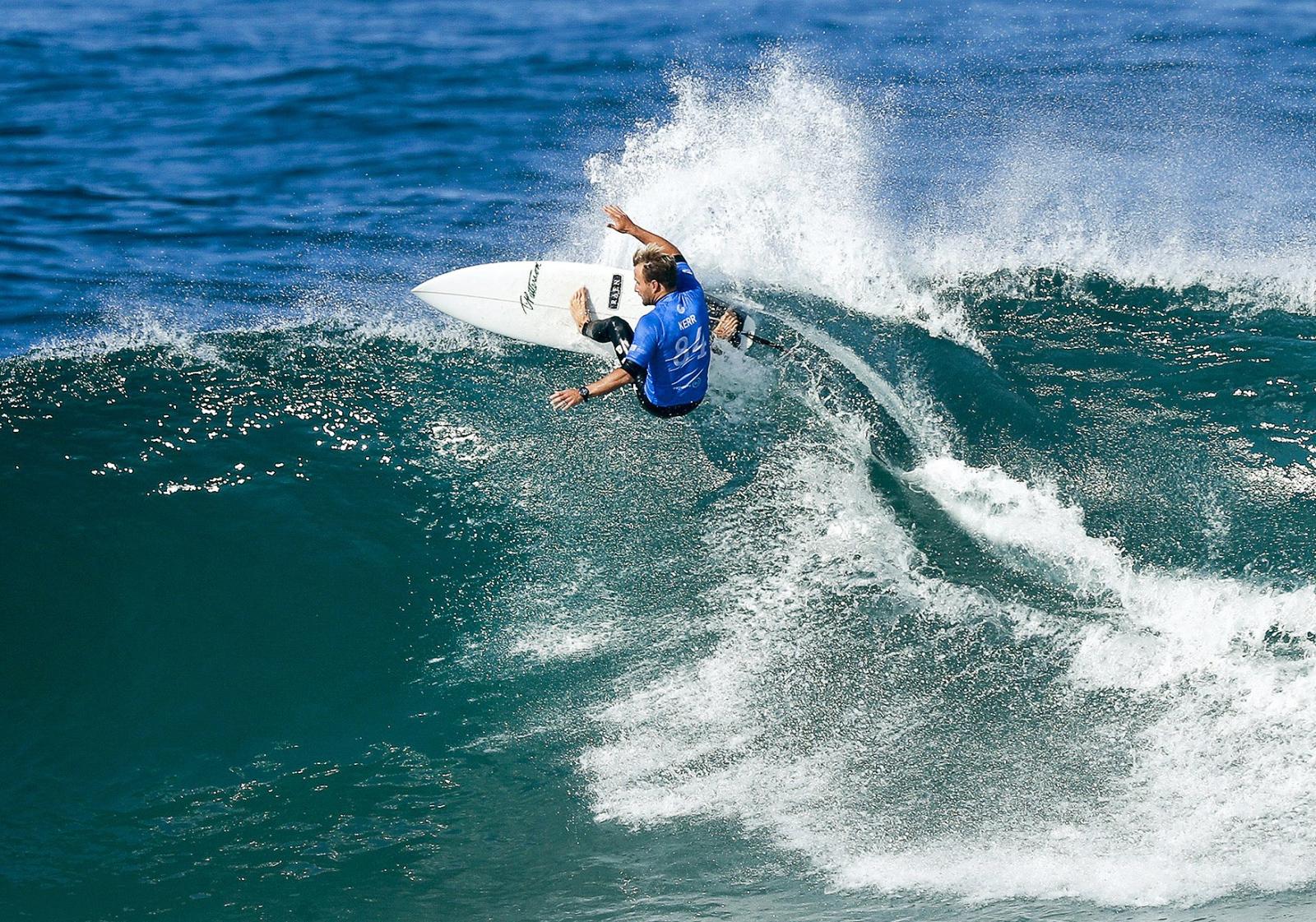Rio de Janeiro, Surf League. fot. EPA/DAMIEN POULLENOT - WSL