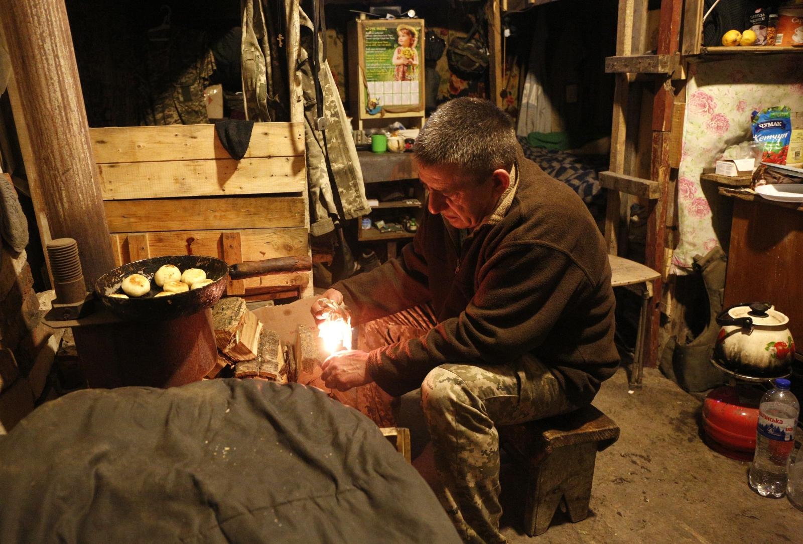 Kryzys gospodarczy na Ukrainie. fot.EPA/VALERI KVIT