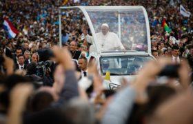 Papież Franciszek w Portugalii