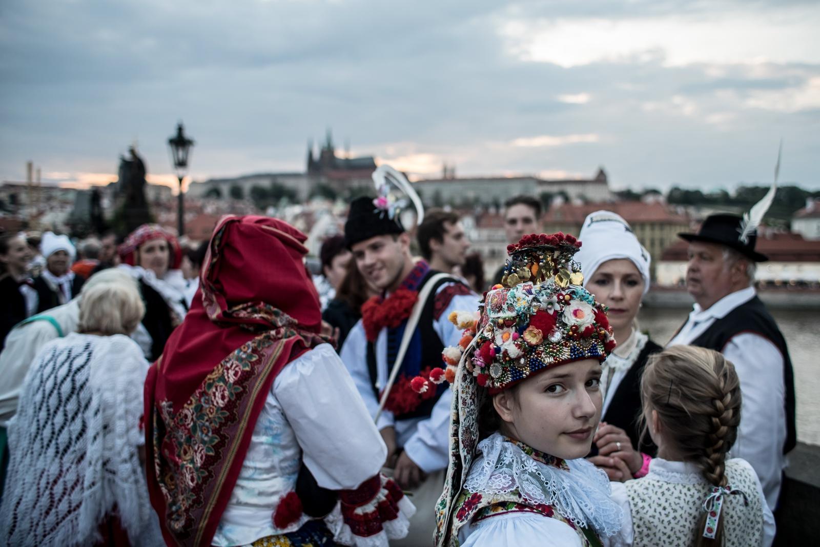 Święto Jana Nepomucena w Czechach