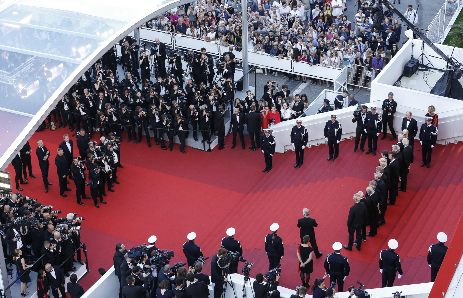 70 edycja festiwalu w Cannes.