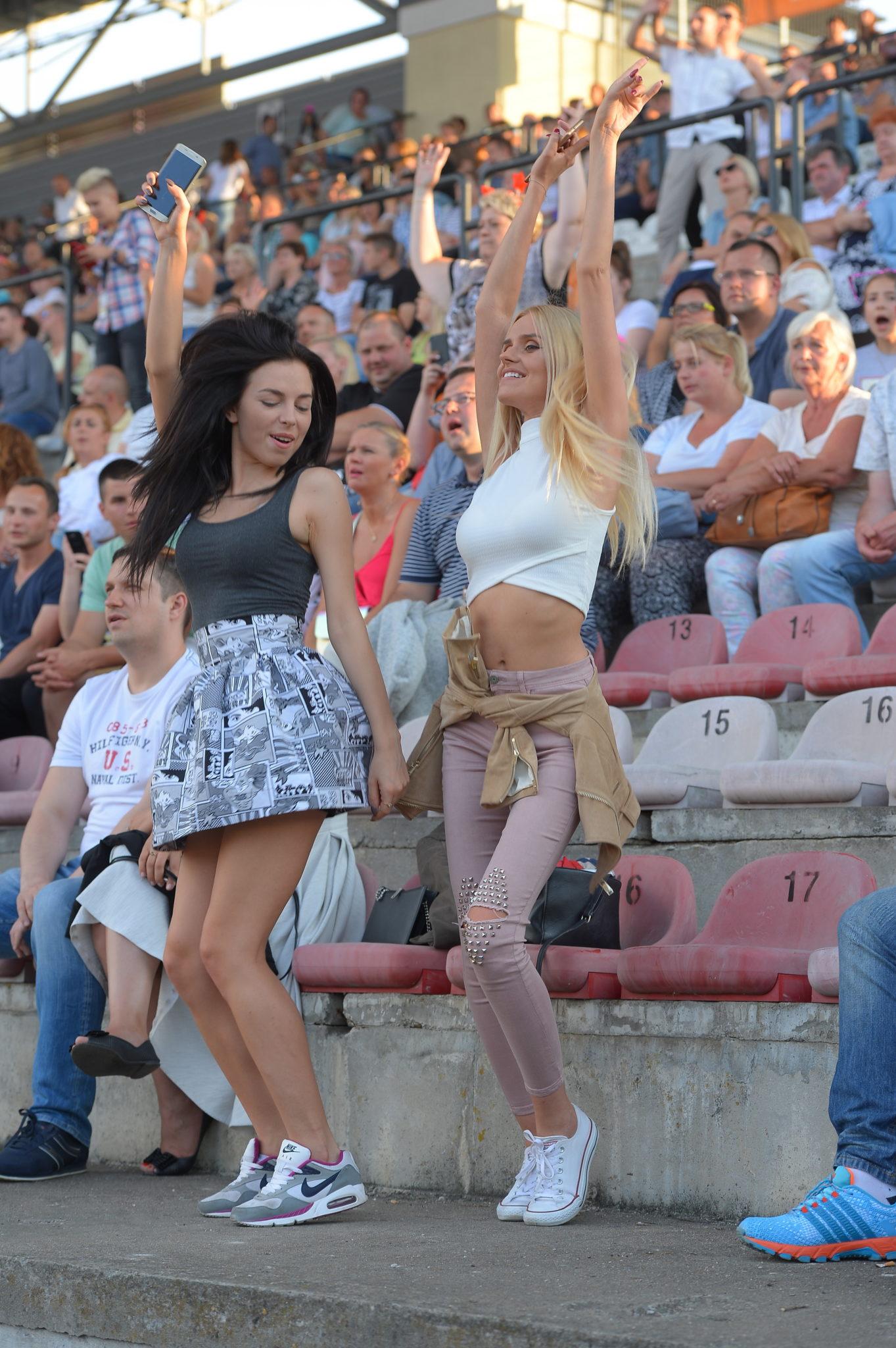 Warszawa, Jubileuszowa Gala 25 lat Disco Polo w Polsce na Stadionie Polonii w Warszawie, , fot: PAP/Stach Leszczyński