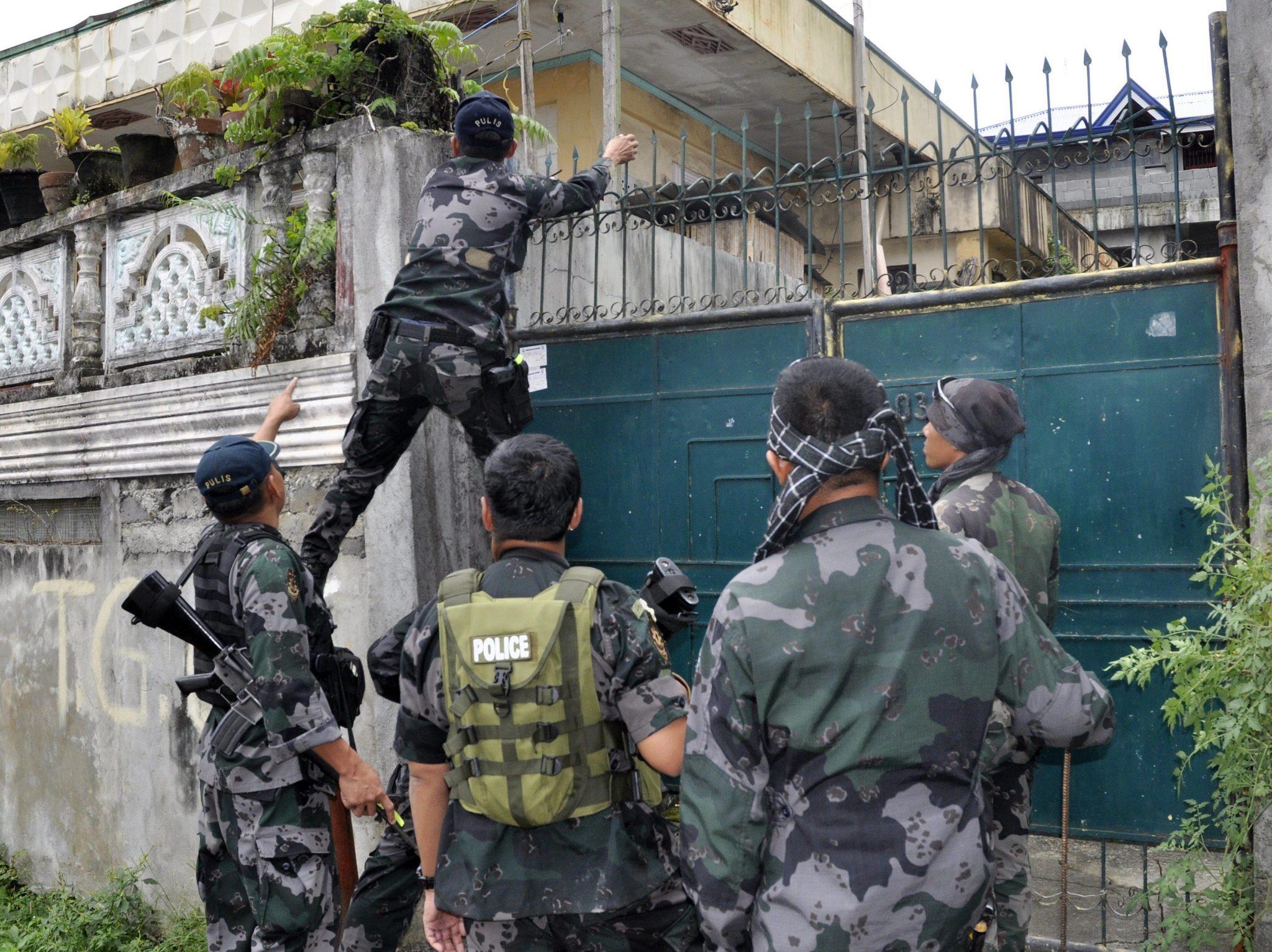 Walki pomiędzy siłami rządowymi, a bojówkami tzw. Państwa Islamskiego na Filipinach