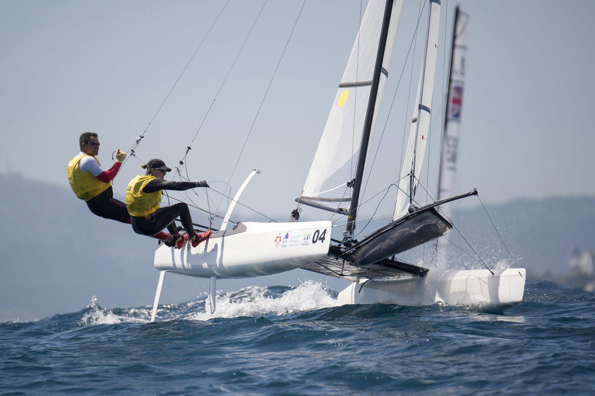 Mistrzostwa Świata w żeglarstwie w Hiszpanii