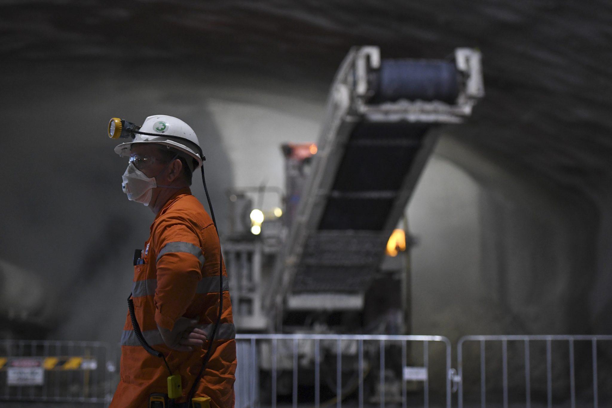 Budowa autostrady M4 w Sydney
