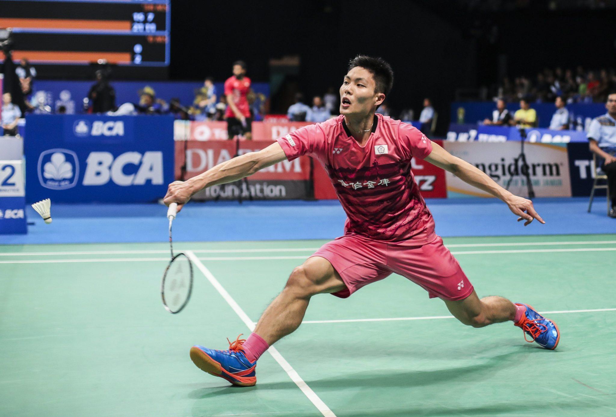 Mistrzostwa Azji w badmintonie w Indonezji