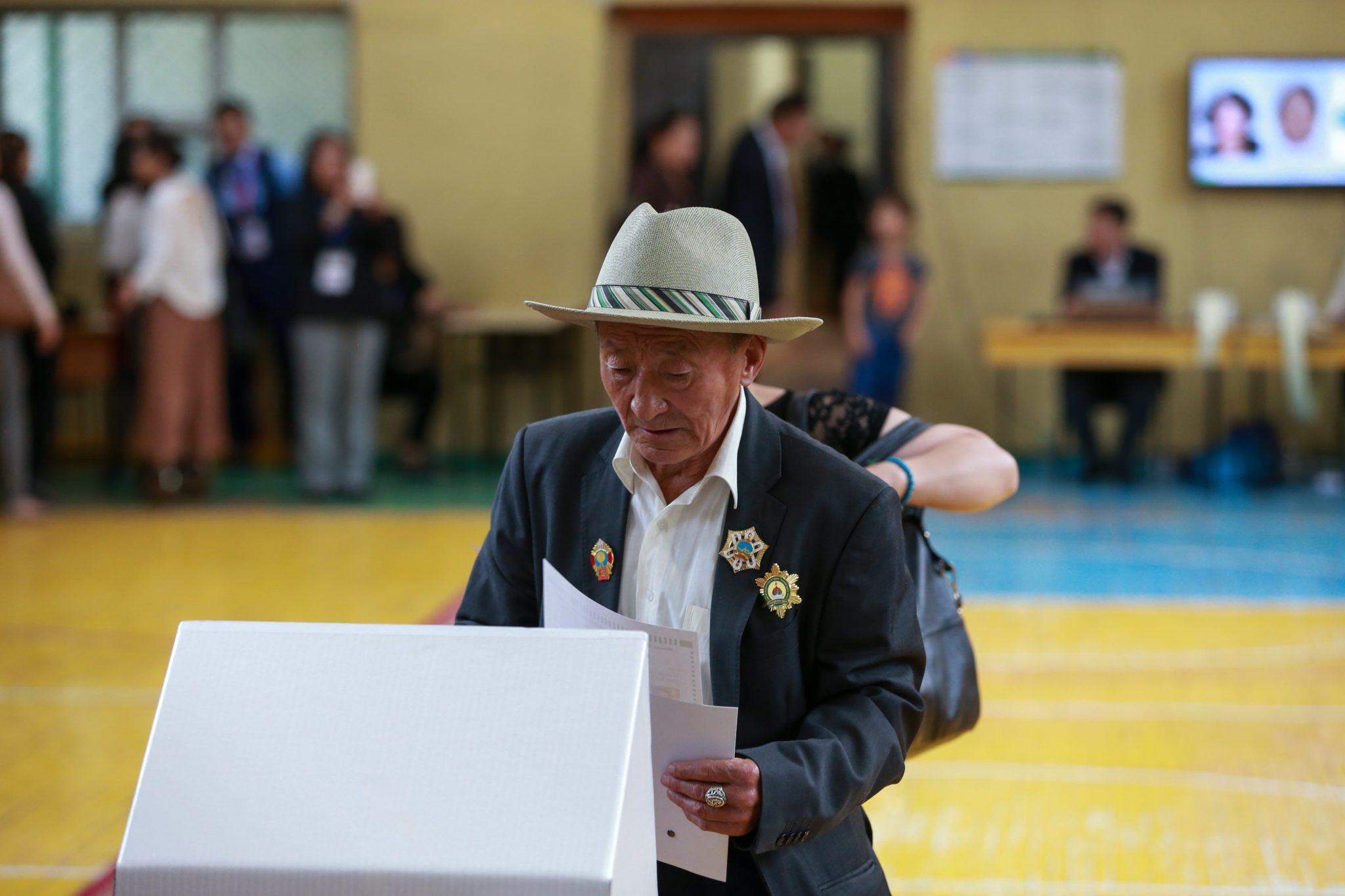 Wybory prezydenckie w Mongolii