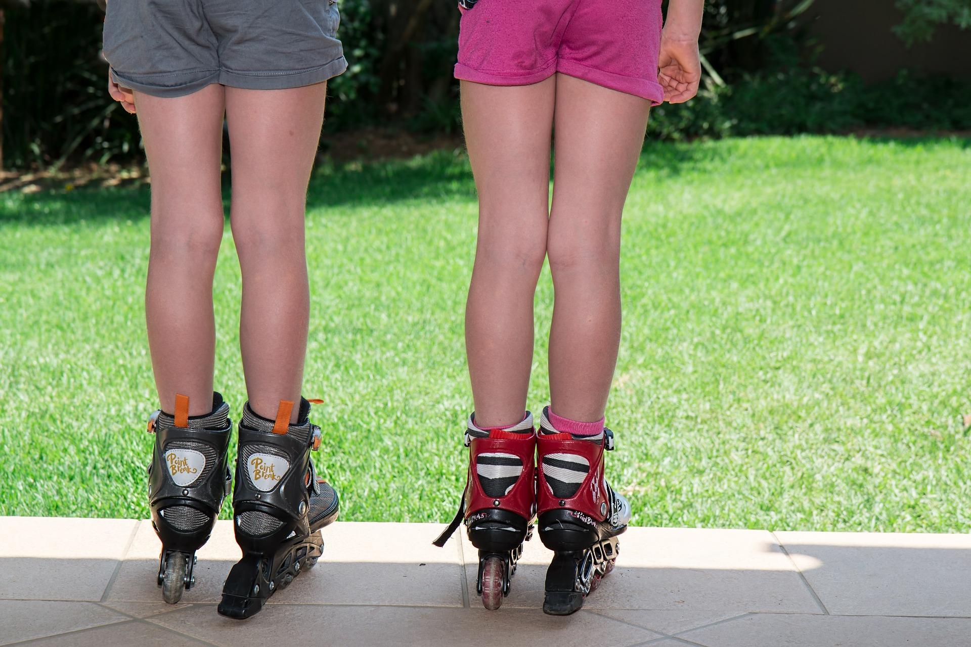dzieci rolki sport